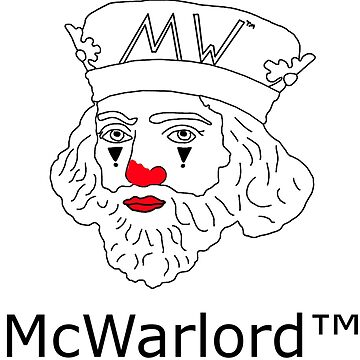 McWarlord™ 2.0 by goldpunkin