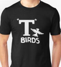 T Vögel vom Fett Slim Fit T-Shirt