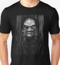 The Creature (monotone) T-Shirt