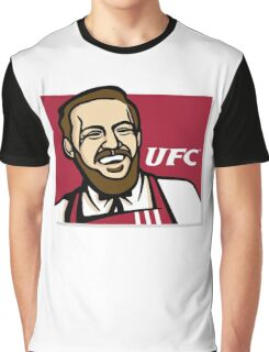 Mc Gregor UFC Graphic T-Shirt