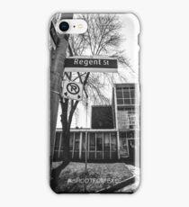 Regent Park iPhone Case/Skin