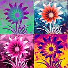 Pop Art Daisy by Lynn Starner