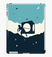 Cracks in the universe iPad Case/Skin