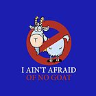 Bill murray cubs shirt - I Ain't Afraid Of No Goat Shirts by BillMurrayCub