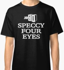 Joe 90 Speccy Four Eyes Classic T-Shirt