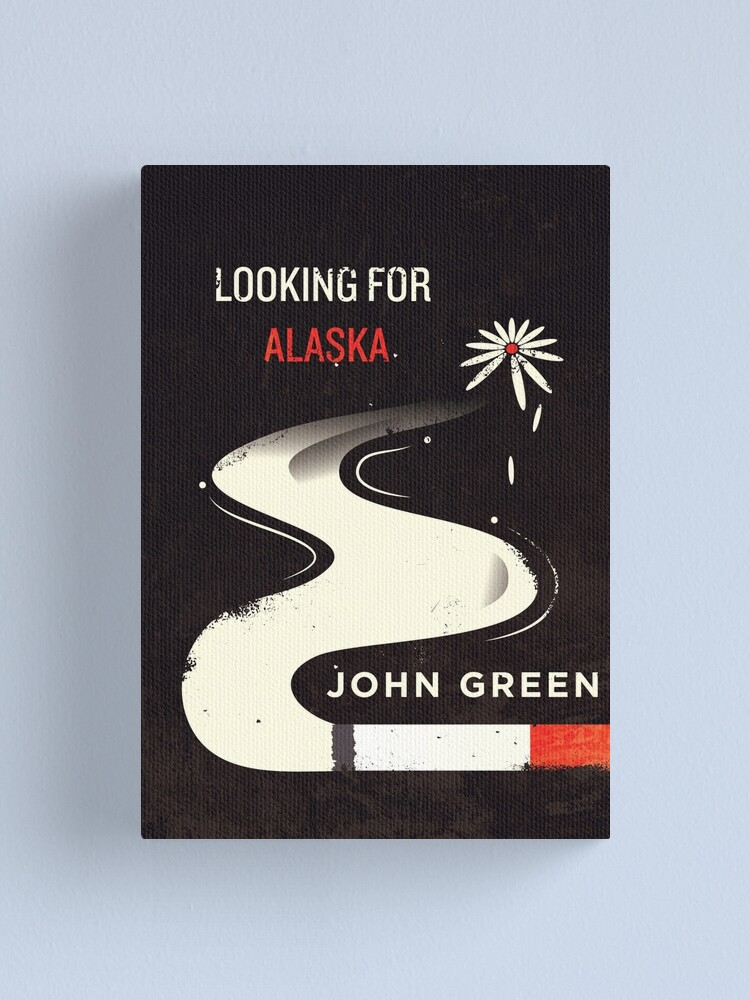 Alternate view of Looking for Alaska Canvas Print