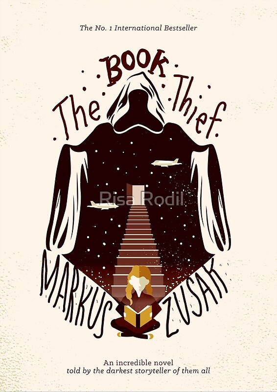 book thief essays on death