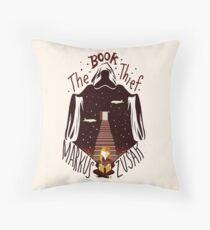 The Book Thief Throw Pillow