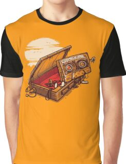 Dead Man Walkmann Graphic T-Shirt