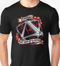 Victory Roll Unisex T-Shirt