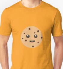 chocolate chip cookie kawaii Unisex T-Shirt