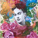 Frida's Flowers by Bec Schopen