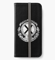 Xavier's school logo iPhone Wallet/Case/Skin