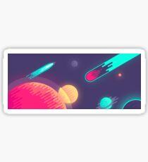 Kurzgesagt - In a Nutshell  Sticker