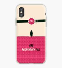 Reichenbach Fall iPhone Case