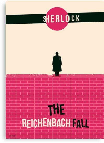 Reichenbach Fall by Risa Rodil