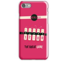 Great Game iPhone Case/Skin