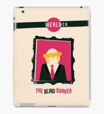 Blind Banker iPad Case/Skin