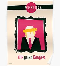 Blind Banker Poster