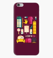 Icons Poster iPhone Case