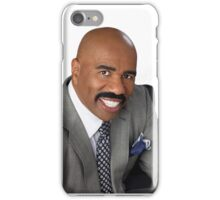 Steve Harvey's with you fam iPhone Case/Skin