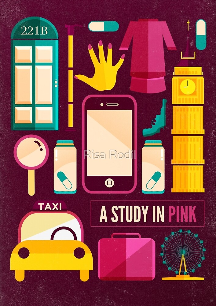 Icons Poster by Risa Rodil