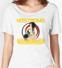 The Nostromo Women's Relaxed Fit T-Shirt