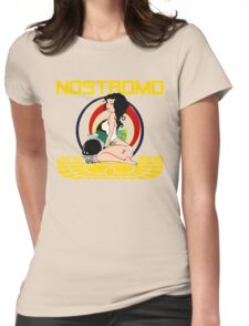 The Nostromo Womens Fitted T-Shirt