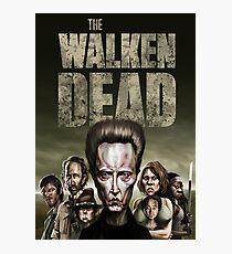 The Walken Dead Photographic Print