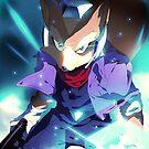 MELEE | Fox - Blue by moxie2d