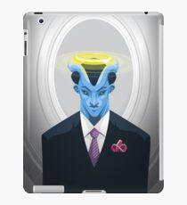 Heaven or Hell Angel or Demon iPad Case/Skin
