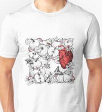 coronary apples Unisex T-Shirt