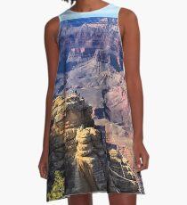 Grand Canyon  A-Line Dress