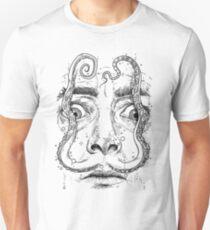 OCTOPUS DALI Unisex T-Shirt