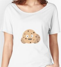 chocolate chips cookies Women's Relaxed Fit T-Shirt