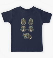 Cute sugar sculls Kids Clothes
