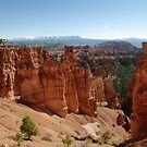 Marvellous Bryce canyon by Régis Charpentier