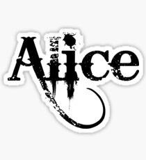 Alice Sticker