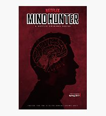 Mindhunter Photographic Print
