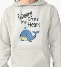 Whaling Pullover Hoodie