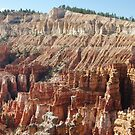 Marvellous Bryce canyon #1 by Régis Charpentier