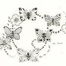 Butterfly  by Gea Austen