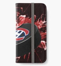 Montreal Canadiens Puck Étui portefeuille/coque/skin iPhone