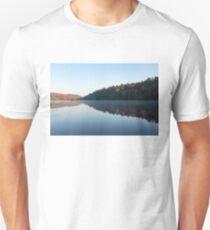 Misty Autumn Mirror - T-Shirt