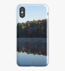 Misty Autumn Mirror - iPhone Case/Skin