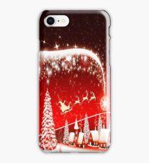 Santa Christmas iPhone Case/Skin