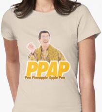 Pen Pineapple Apple Pen - PPAP Womens Fitted T-Shirt