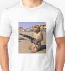 Army Monkey Unisex T-Shirt
