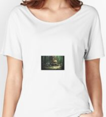 sci fi Women's Relaxed Fit T-Shirt