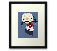 Der kleine Vampir Framed Print